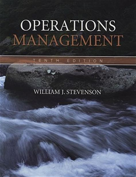 operations management 13th edition books open library operations management william j