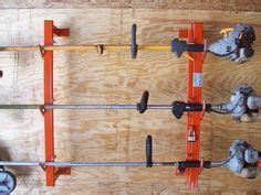 Trimmer Rack Plans by 1000 Images About Home Garage Storage On