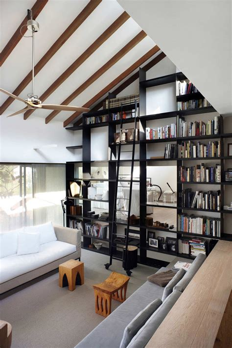 Modern Small Home Library Modern Home Library Designs That How To Stand Out