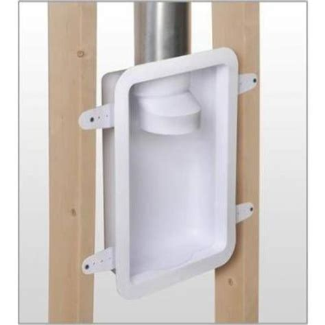 Best Place To Buy Kitchen Faucets dundas jafine recessed dryer vent box drb4xzw the home depot