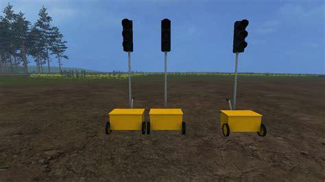 Baustellenschild Licht by Ls 15 Baustellenabsicherungs Set V 2 0 Platzierbar
