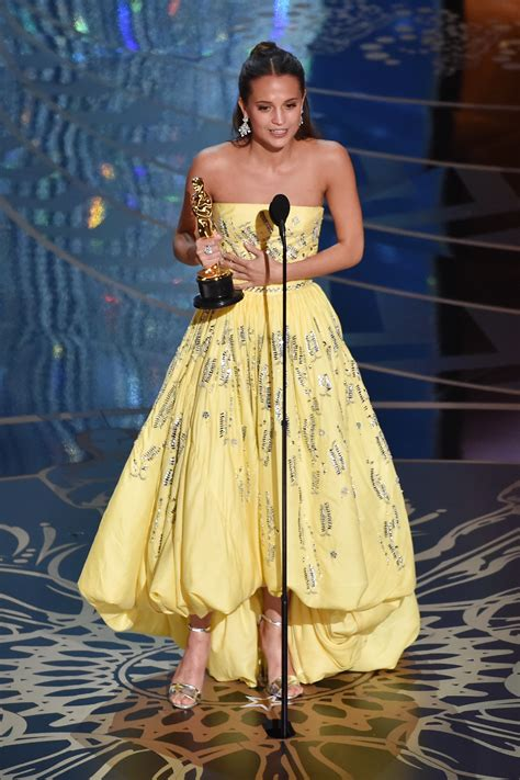 academy award best actress list alicia vikander wins 2016 oscar for best supporting