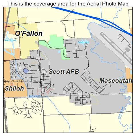 scott afb housing scott afb map laminatoff