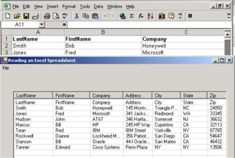 listview layout template exle how to open and read an excel spreadsheet into a listview