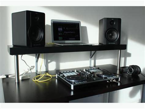 dj desk for sale sale custom dj workstation home office desk 120