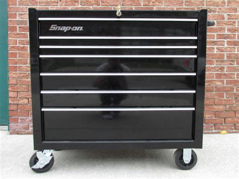 Snap On 7 Drawer Tool Box by Snap On Tool Chest 8 24062a 7 Drawer With Key Up Only