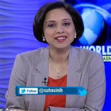 Suhasini Haidar quits CNN IBN   Indian Television Dot Com