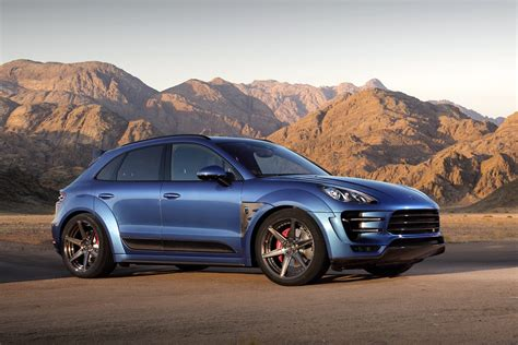 porsche modified topcar porsche macan ursa modified autos world blog