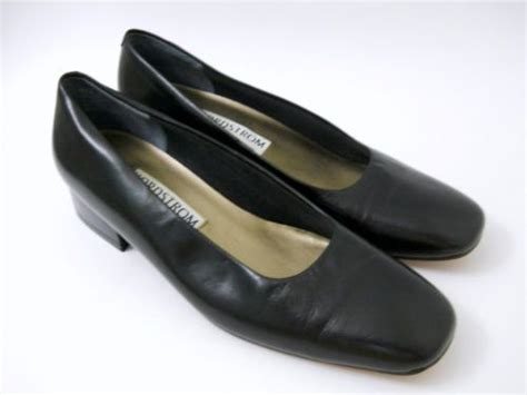 nordstrom womens shoes nordstrom black pumps shoes 7 5aa womens comfort