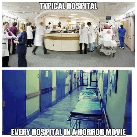 Funny Hospital Memes - truth about hospitals