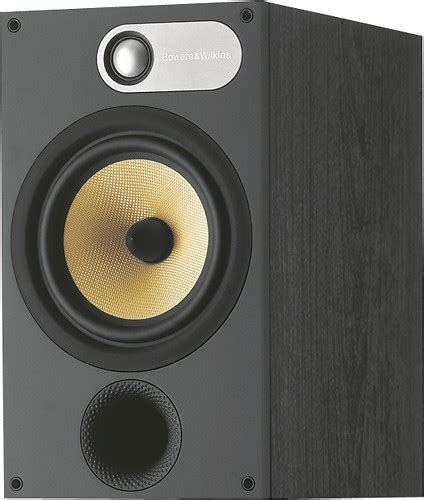 bowers wilkins 6 1 2 quot 2 way bookshelf speakers pair