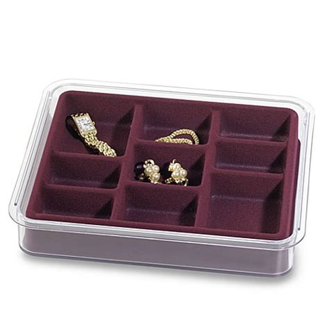 bed bath and beyond jewelry organizer buy jewelry drawer organizers from bed bath beyond