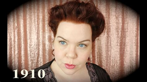 hair and makeup tutorials youtube titanic downton abbey gibson girl hair makeup plus