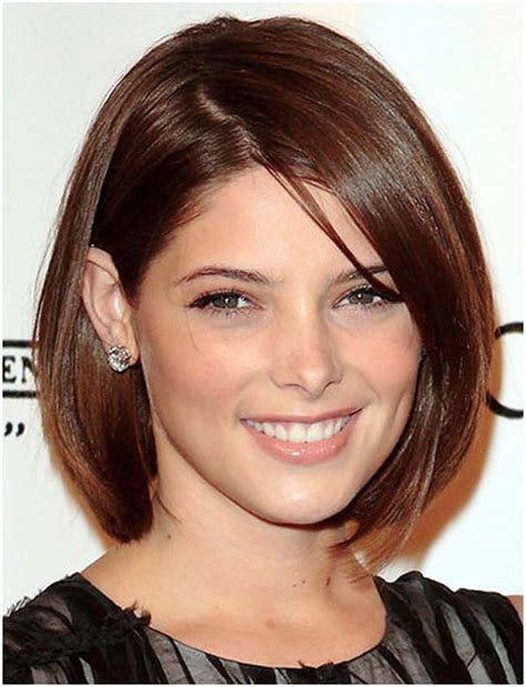 short hairstyles for oval faces big foreheads medium short haircuts for oval shaped faces hair style