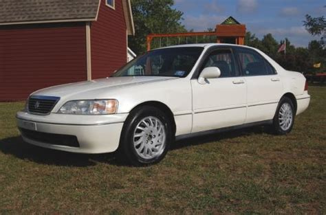 manual cars for sale 1998 acura rl navigation system buy used no reserve 1998 acura 3 5 rl v6 engine auto trans moonroof no accidents cd in new