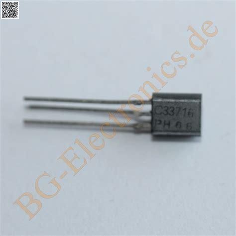 phillips bc capacitors bc337 16 bg electronics bc337 16