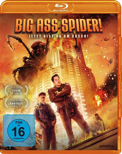 Big Ass Spider Fimfiction - quot megaspider quot hei 223 t jetzt wieder quot big ass spider quot dvd