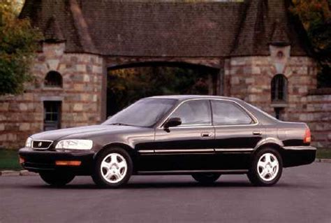 Acura 2 5 Tl by Acura Tl 2 5 Four Door Sedan 1996