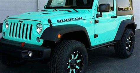 tiffany blue jeep interior pictures and description of a 2014 jeep rubicon tiffany