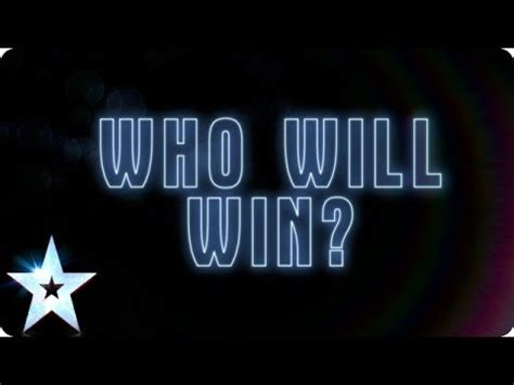 how to be a 3 winning the of the of your dreams books who will win britain s got talent 2014