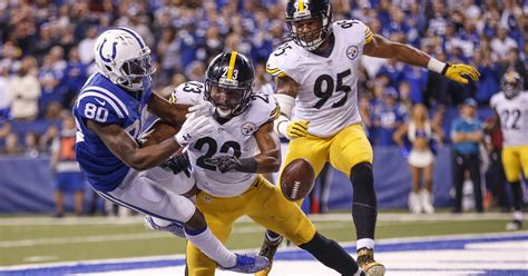 indianapolis colts c 23 colts vs steelers