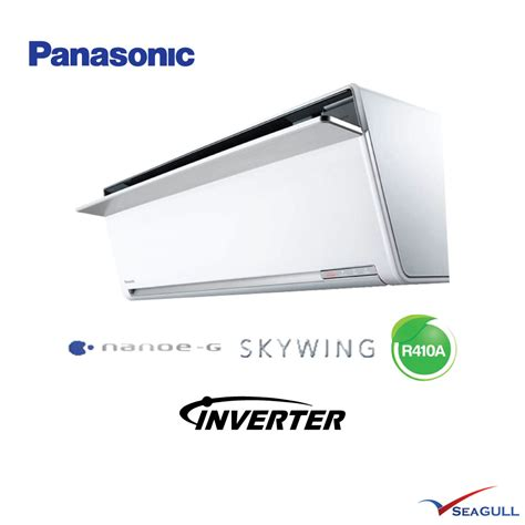 Ac Panasonic Sky Series panasonic elite inverter sky series wall mounted 2 0hp