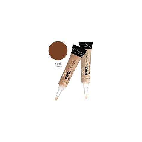 la pro conceal chestnut makeup from base uk