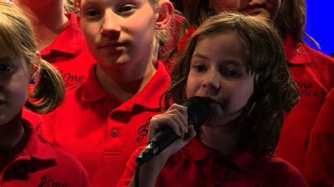 voice childrens choir king  kings youtube
