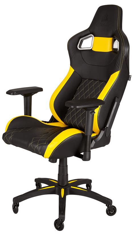 Racing Chair Gaming by Inspired By Racing Built To Corsair Launches T1