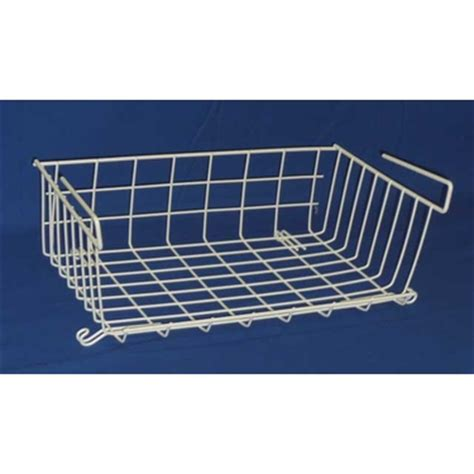 17 quot undershelf basket cabinet shelf baskets for