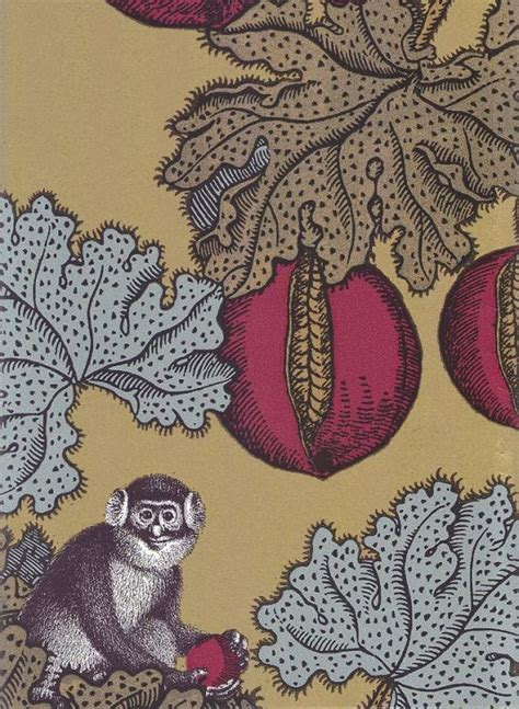 monkey wallpaper for walls 25 best ideas about fornasetti wallpaper on pinterest
