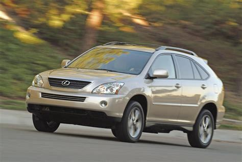 how to replace a 2007 lexus rx hybrid 2007 lexus rx 400h review top speed