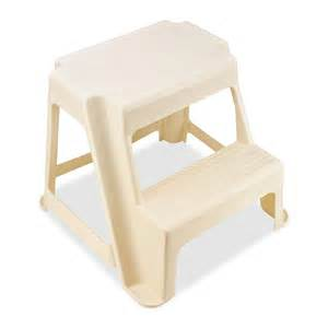 rubbermaid 42221 two step stool 2 step 300 lb load