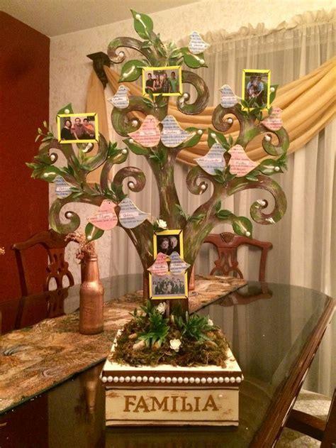 Árbol genealógico/family tree/madera   Tips Manualidades