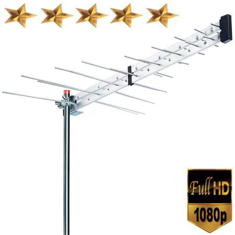 boostwaves hdtv digital outdoor directional aerial vhf