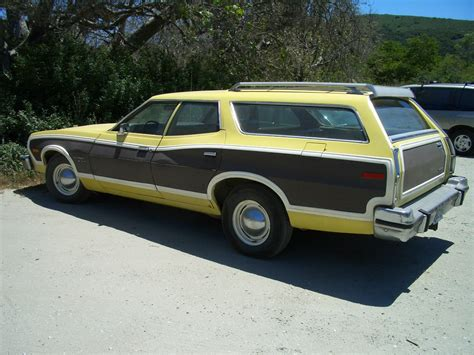 Gran Torino Station Wagon by 1972 Ford Torino Station Wagon Related Infomation