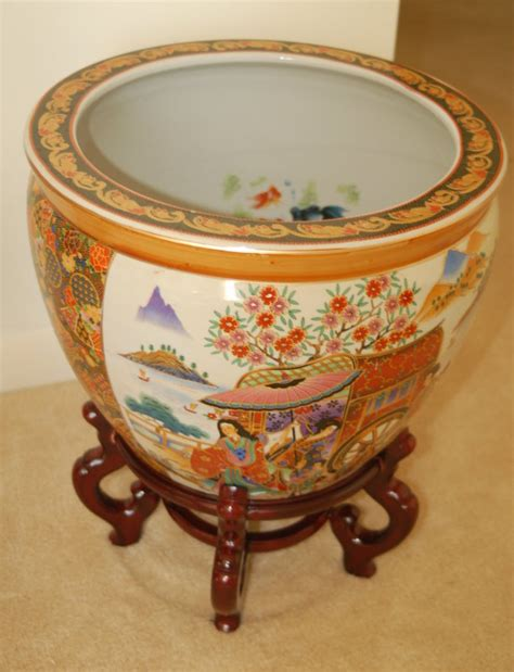 10 Gallon Ceramic Pot - the charest family on the web so to all the fish