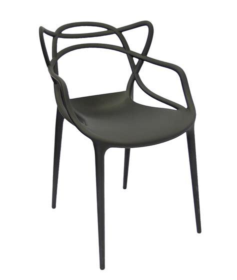 philippe starck sedia noleggio sedie sedie mod philippe starck masters nere