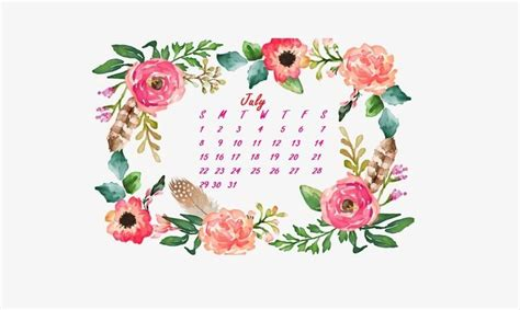 july  desktop calendar wallpapers screensavers   hd  desktop wallpaper