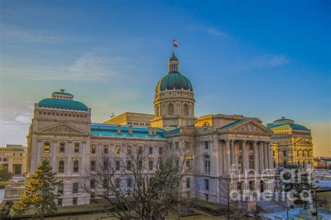 indiana state house indianapolis indiana state house by david haskett