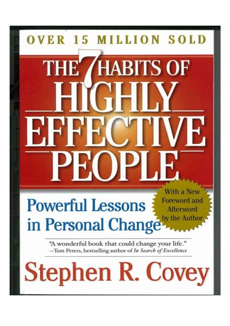 the 7 habits of the 7 habits of highly effective people summary