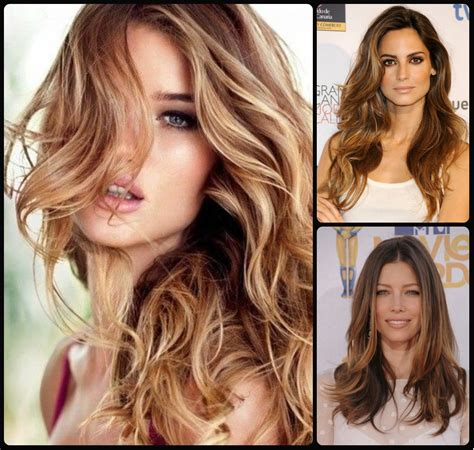 New Hair Style For 2016 Fall by Ombre Highlights Archives Hairstyles 2017 Hair Colors
