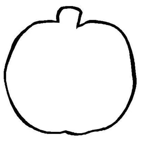pumpkin coloring page template 7 best images of pumpkin pattern free printable coloring