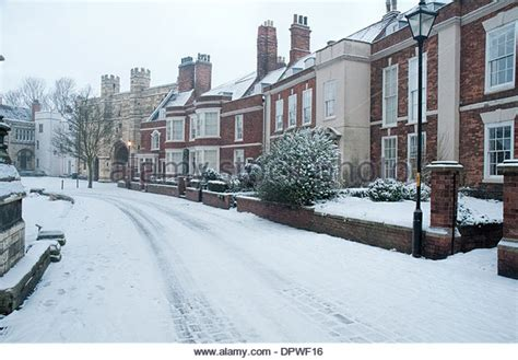 catholic church lincoln uk lincoln uk snow stock photos lincoln uk snow stock