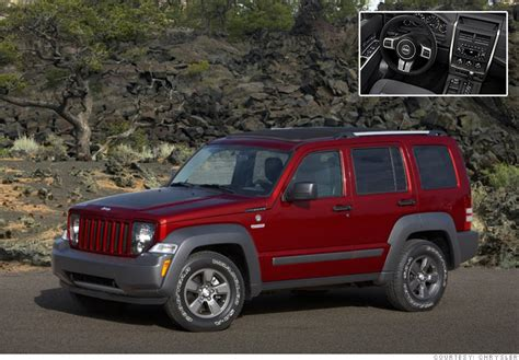 2010 jeep lineup a look at chrysler s lineup jeep liberty 7