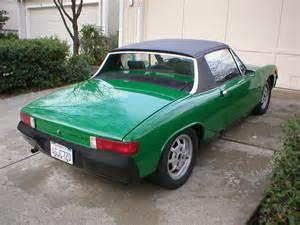 Porsche 914 Green Cars