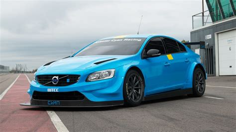 volvo  polestar tc race car picture  car review  top speed
