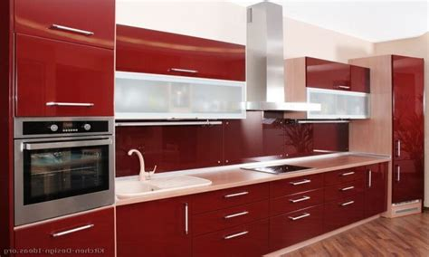 Ikea Kitchen Cabinet Red Kitchen Cabinets Ikea Kitchen Kitchen Furniture