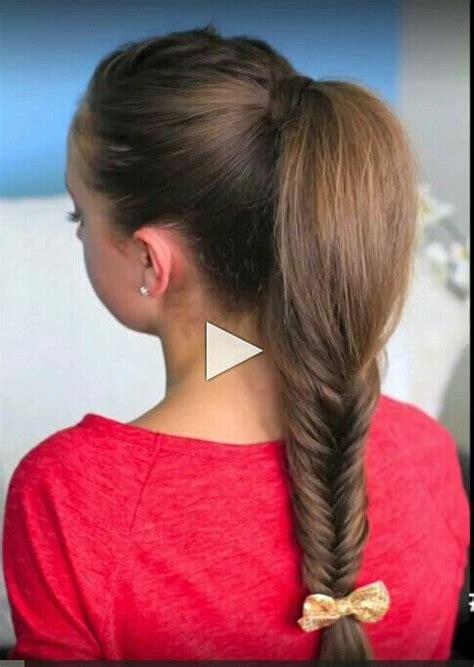 zendaya hairstyles braids zendaya coleman replay fish tail braid hair pinterest