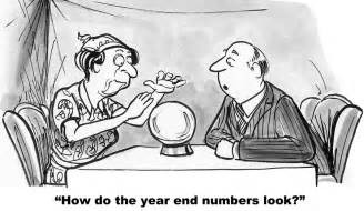 accounting year end complete time to review your processes